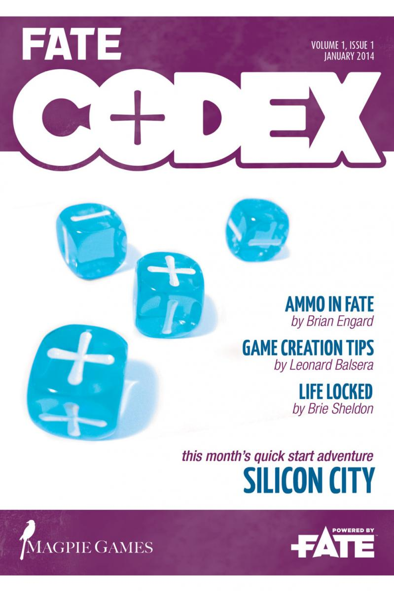 Fate Codex cover
